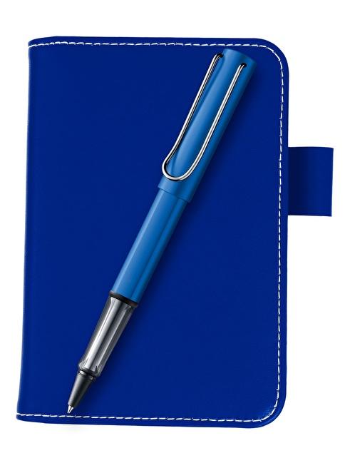 Lamy Roller Kalem + Notluk  Mavi